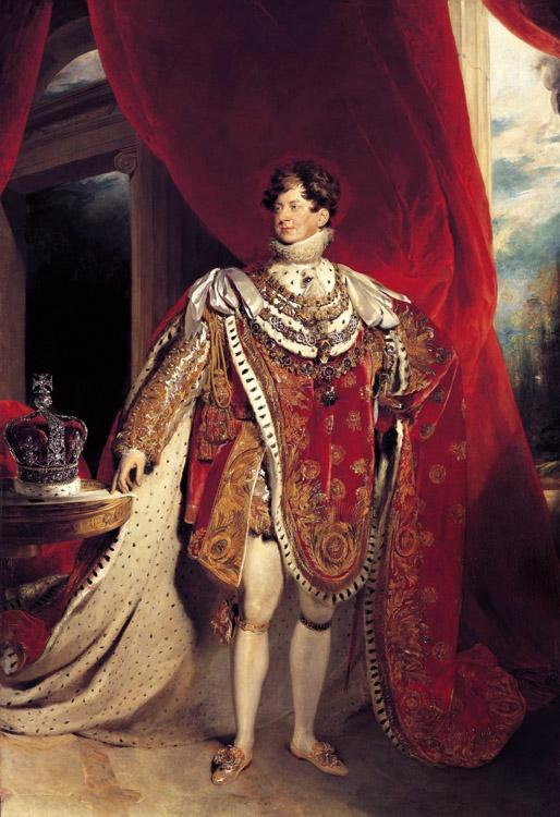 Sir Thomas Lawrence George IV (mk25)